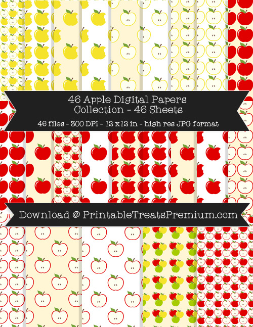 46 Apple Digital Papers Collection